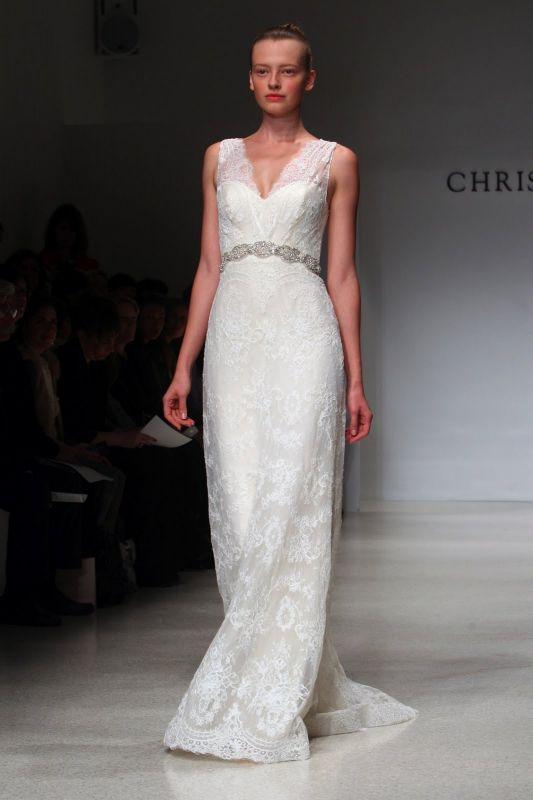 Christos Bridal Fall 2012