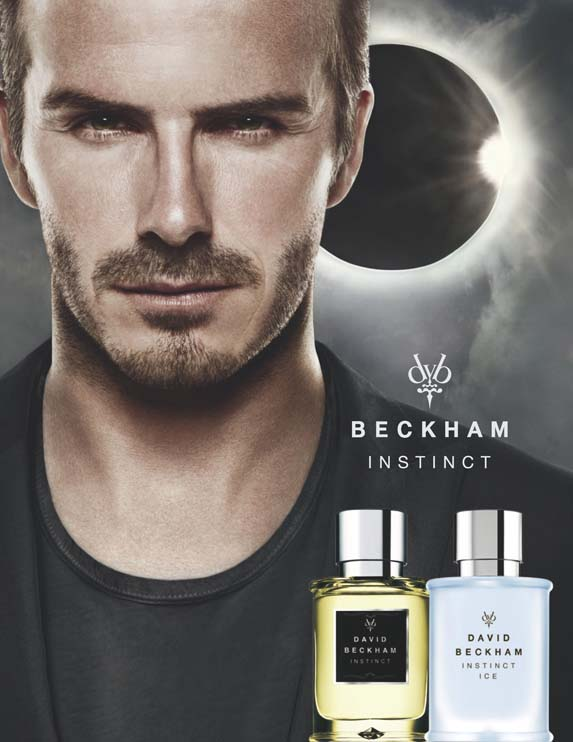 David Beckham Instinct Ice