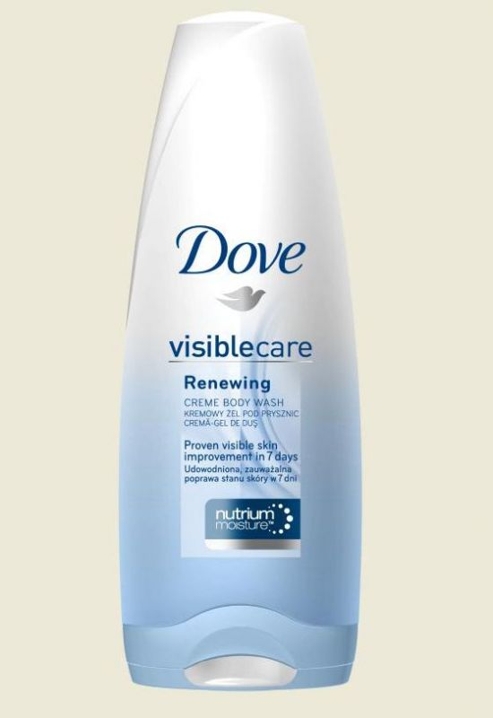 Dove Visibile Care cu Nutrium Moisture