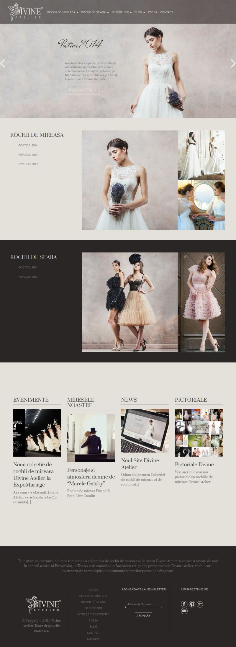 Divine.ro are un nou look. Intra sa vezi noul website!