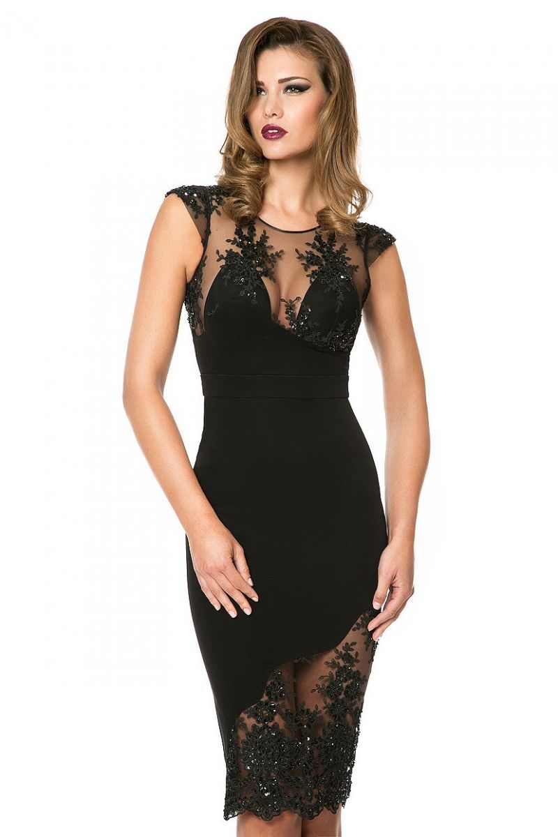 Noua Little Black Dress. Descopera modele ce-ti amplifica sex-appeal-ul!