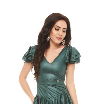 Rochie PrettyGirl Delighted DarkGreen