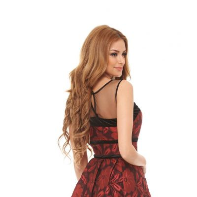 Rochie LaDonna Good Look Burgundy