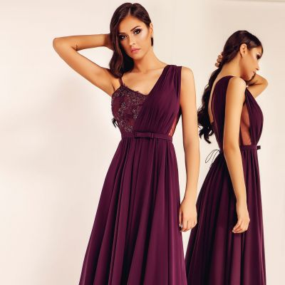 Rochie Ana Radu Magic Fantasy Purple