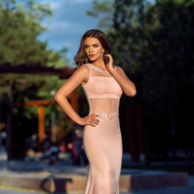 Rochie Pearl Rose