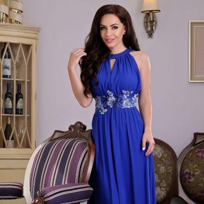 Rochie LaDonna Perfect Choice Blue