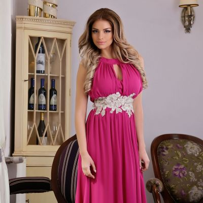 Rochie LaDonna Perfect Choice Purple