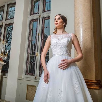 Rochie de mireasa Romantica by Best Bride, model 16373