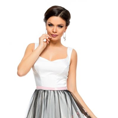 Rochie Florence Alba