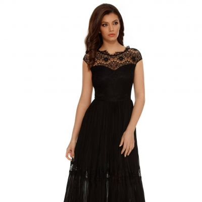 Rochie Florence Neagra