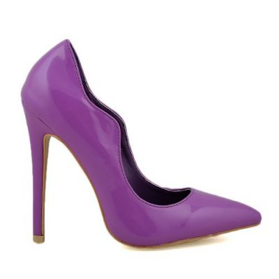 Pantofi Purple Party