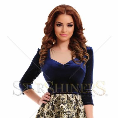 Rochie LaDonna Beautiful Flash DarkBlue