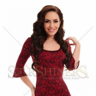 Rochie LaDonna Touchy Surprise Red