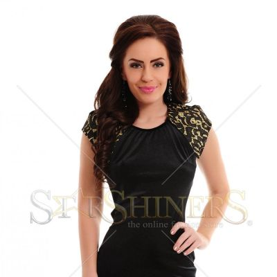 Rochie LaDonna Super Shocking Black