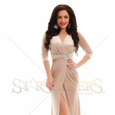 Rochie LaDonna Wild Seduction Cream