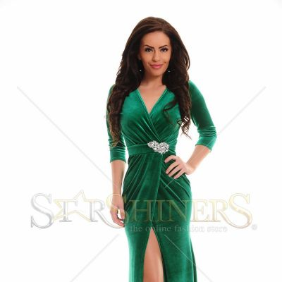 Rochie LaDonna Wild Seduction Green