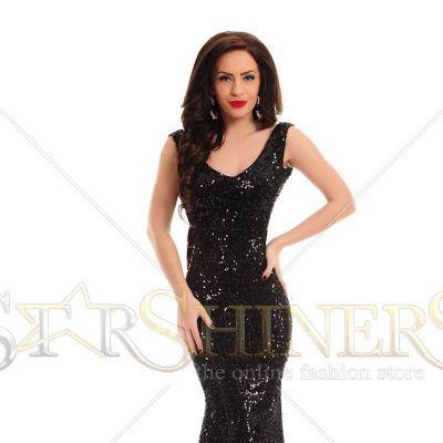 Rochie LaDonna Highest Emotion Black