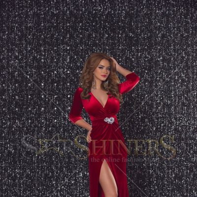 Rochie LaDonna Wild Seduction Red