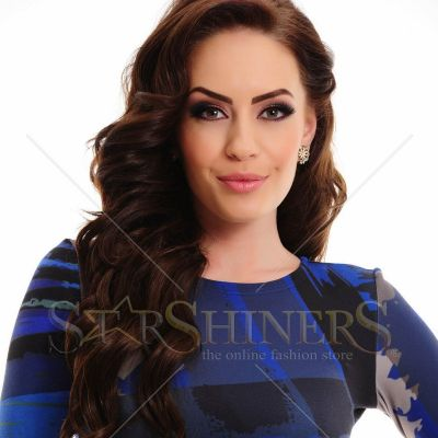 Rochie Ana Radu Just Passion DarkBlue