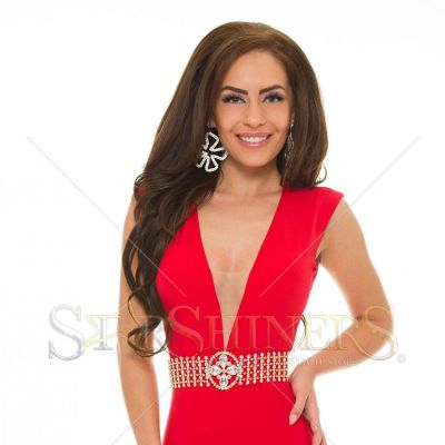 Rochie LaDonna First Ceremony Red