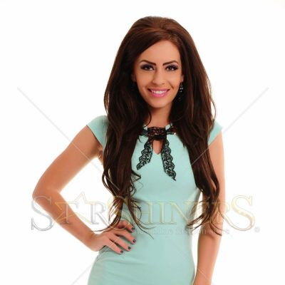 Rochie LaDonna Laced Bottom Mint