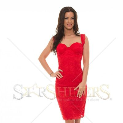 Rochie Ana Radu Lovely Queen Red