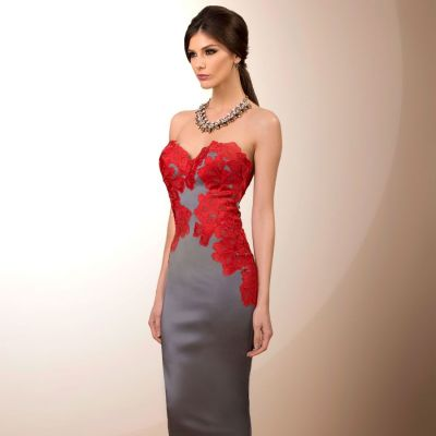 Rochie de seara My Secret Flower by Bien Savvy
