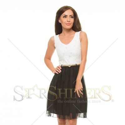 Rochie LaDonna Likeable Society Black