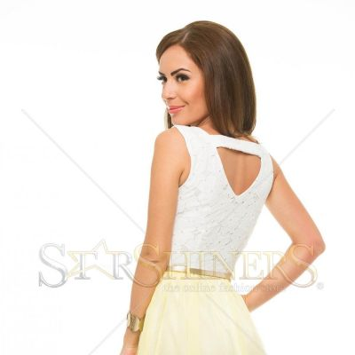 Rochie LaDonna Likeable Society Yellow