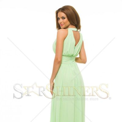 Rochie LaDonna Passional Dance Green