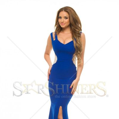 Rochie LaDonna After Party DarkBlue