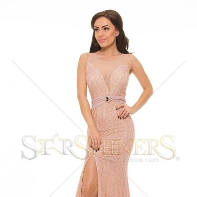 Rochie LaDonna Inspired Reveal Rosa