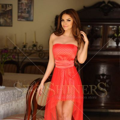 Rochie PrettyGirl Escaped Red
