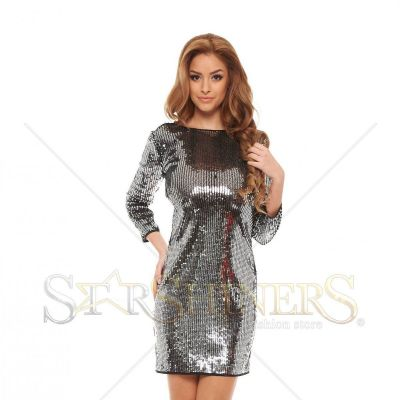 Rochie Ana Radu Lightly Look Silver