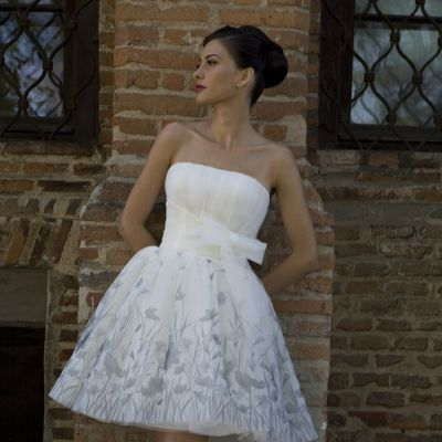 Rochie de seara Ivory by Calin Events