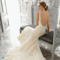 Colectia Mori Lee FW 2017-2018 by Avangarde Brides