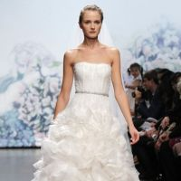 Monique Lhuillier Bridal Fall 2012
