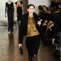 Ralph Lauren Fall 2012 New York Fashion Week