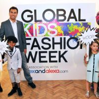 Colectia Little Marc Jacobs apreciata la Global Kids Fashion Week!