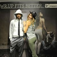 WR.UP, pantaloni cu push-up pentru un posterior perfect!