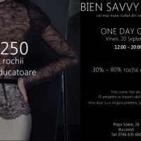 Bien Savvy Outlet day