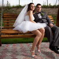 Trash the dress, o sedinta foto speciala